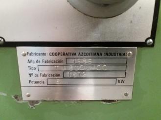 RECTIFICADORA KAIR TM 800X400